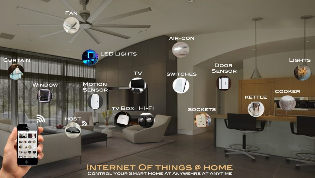 IoT-Enabled Smart Home Automation Using Renewable Energy |